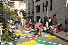 Coloco | Paysagistes / Urbanistes / Jardiniers | L'allée des Vignerons