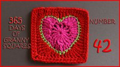 365 Days of Granny Squares Number 42