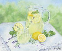 JS-HG413 lavender lemonade