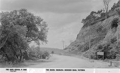 The rocks on Dromana-Rosebud Road Melbourne Victoria, Victoria Australia, Beach Pictures, Beach Pics, Melbourne Suburbs, Local History, Tasmania, Vintage Photographs, Back In The Day