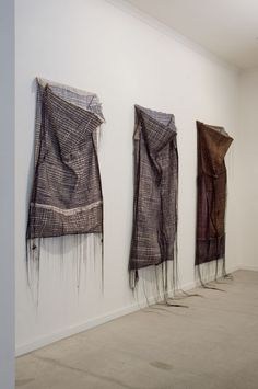 Art | アート | искусство | Arte | Kunst | Paintings | Installations | Judith Kentish | darc sacs, 2005, photographed by Ian Hobbs