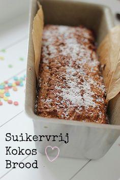Suikervrij Kokosbrood | De Bakparade
