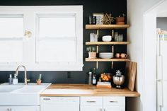 5 Positive Simple Ideas: Living Room Remodel Ideas Budget living room remodel on a budget layout.Living Room Remodel On A Budget Kitchen Updates. Big Kitchen, Kitchen Reno, Kitchen Cabinets, Kitchen Ideas, Kitchen Designs, Kitchen Shelves, Kitchen Remodelling, Kitchen Black, White Cabinets