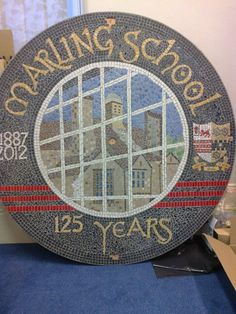 Marling School - Stroud Mosaic Projects, School, Schools, Mosaic Designs