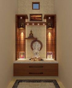 Pooja Room Door Design, Ceiling Design Living Room, Bedroom False Ceiling Design, Room Interior Design, Home Room Design, Bed Design, House Design, Swing Design, Kitchen Interior