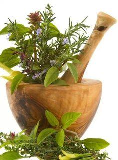 .....herbs