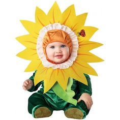 Your baby's first halloween is one that should be celebrated with a super cute…