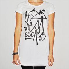 Camiseta GREAT ESCAPE