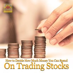 How much money should you spend in the share market for trading? Learn the basic principles of successful trading and investing in the stock market.