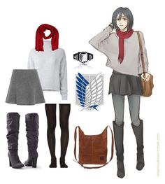 Designer Clothes, Shoes & Bags for Women Anime Cosplay Costumes, Cosplay Outfits, Anime Outfits, Mode Outfits, Girl Outfits, Fashion Outfits, Anime Inspired Outfits, Character Inspired Outfits, Fandom Fashion