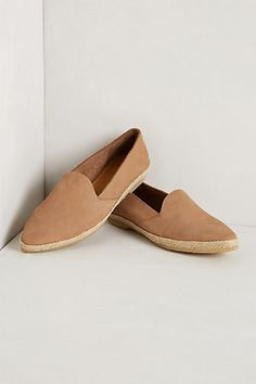 Frona Leather Flats - anthropologie.com (to wear with a long skirt)