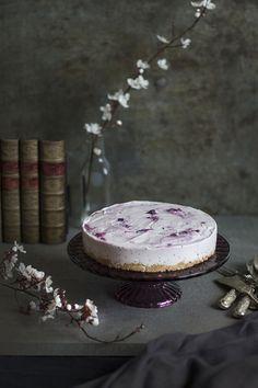 Blueberry Cheesecake, receta americana. To be Gourmet | Recetas de cocina, gastronomía y restaurantes.