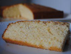 Asopaipas. Recetas de Cocina Casera .: Bizcocho de Limón de Lakeland (Lakeland Lemon Cake)