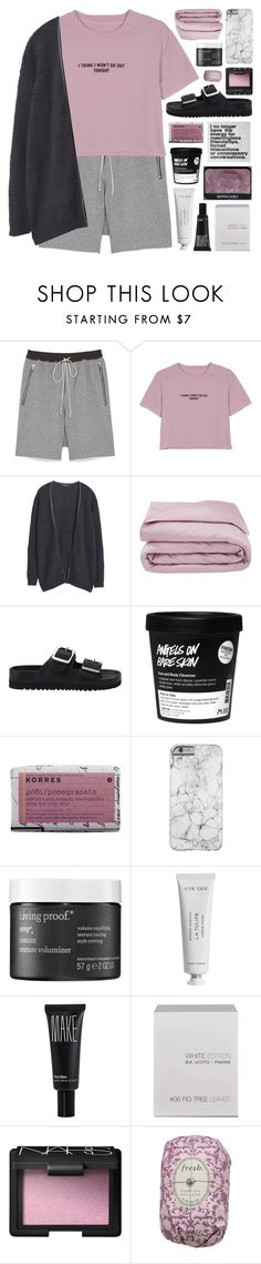 """WON'T GO OUT TONIGHT // top set 14.08.16"" by emmas-fashion-diary ❤ liked on Polyvore featuring WithChic, MANGO, Frette, Senso, Korres, NARS Cosmetics, Living Proof, Byredo, Make and Ex Voto Paris"
