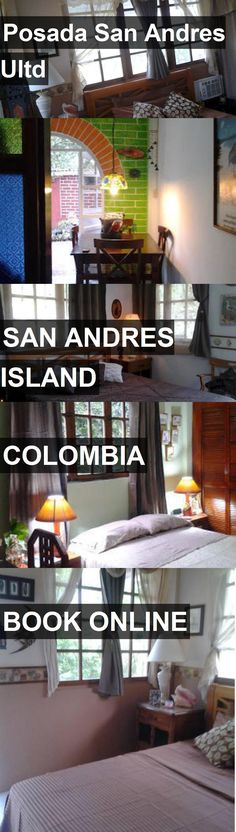 Hotel Posada San Andres Ultd in San Andres Island, Colombia. For more information, photos, reviews and best prices please follow the link. #Colombia #SanAndresIsland #travel #vacation #hotel