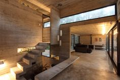 Casa JD / BAK Arquitectos #concrete