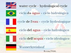 [Hydrology] The water cycle is the constant movement of water through the Earth and its atmosphere.
