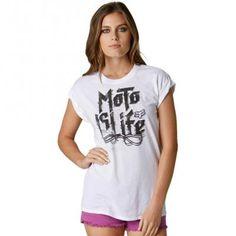 Fox Racing Shout Crew Girls Short-Sleeve Shirts @ $28.50
