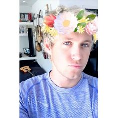 iOS camera image ❤ liked on Polyvore featuring niall