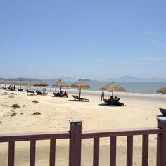 Ujeong beach in jeung island, S. Korea