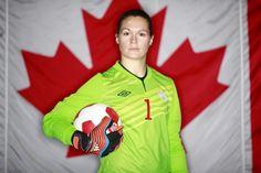Erin McLeod - Goal Keeper