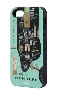 NYC iPhone5 Case