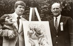 From Bob Lillys 1980 Pro football hall of fame induction Cowboys Blog -  11