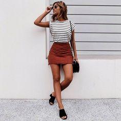"2,196 Likes, 5 Comments - MISHKAH (/mishkahfashion/) on Instagram: ""Restocked babes | BAXTER skirt, $50. http://WWW.MISHKAH.COM.AU xx"""