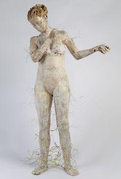 #papersculpture #sculpture #paper #woman
