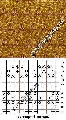 Patterns. Knitting. For beginners ...♥ Deniz ♥.