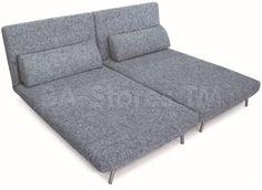 Sofa Beds: New Spec Grey Convertible Sleeper Sofa Bed NSP-416006/6