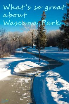 What's so great about Wascana Park anyway? | I Heart Regina