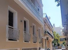 The property is located in Dafni on the border with Hymettos in a two-storey house. Mykonos Hotels, Two Storey House, Home Phone, Heating And Air Conditioning, Storage Spaces, Apartments, Greece, Multi Story Building, Villa