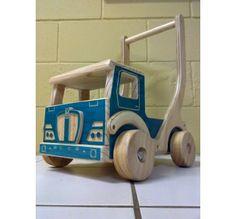 Block Trolley - Walking Aid - My First Kenny