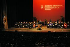 @Indiana University Maurer School of Law Spring 2014 Commencement
