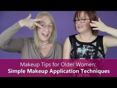 12 Free Makeup Tips Videos For Older Women | The Huffington Post