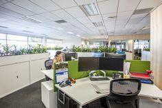 Desks and Workspace PKF SMART Business Hub - NZ