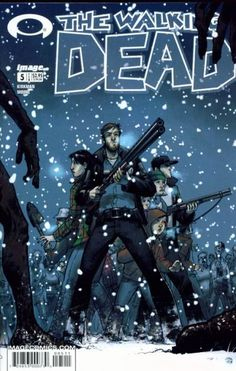 The Walking Dead Issue No. 5. Hello there ❤️