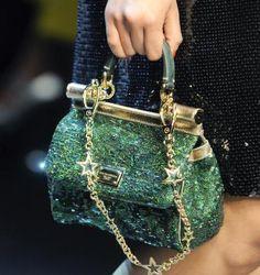 Dolce and Gabbana star purse
