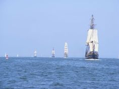 Tall ships, Green Bay, Wisconsin |Pinned from PinTo for iPad|