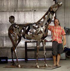 TOPANGA - Thoroughbred Horse by livesteel.deviantart.com on @deviantART