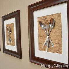 cute DIY kitchen decor