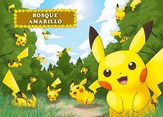 Nothing more playful that yellow pokemon