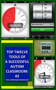 Top Twelve Tools of a Successful Autism Classroom: #2 http://www.autismclassroomnews.com