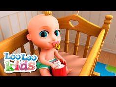 Päť cukríkov | Čarovná škôlka 1 | Detské pesničky - YouTube