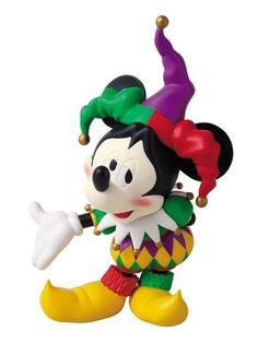 VINYL COLLECTIBLE DOLLS  ミッキーマウス(ジェスター版)