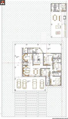 Casa 4 Quartos - 170.28m²