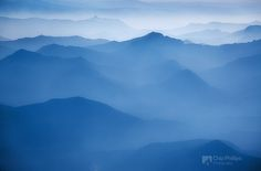 Distant Hills from Muir by Chip Phillips, via Flickr