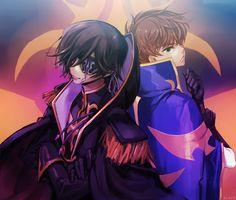 Akito the exiled Code Geass Julius and Suzaku